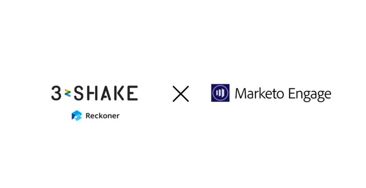 スリーシェイク、アドビと「Marketo Engage」におけるテクノロジーパートナーシップを締結